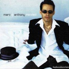 CDs de Música: MARC ANTHONY ¨MENDED¨ CD. Lote 100171395