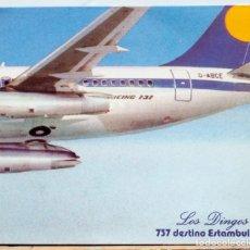 CDs de Música: LOS DINGOS / 737 DESTINO ESTAMBUL . Lote 100186691