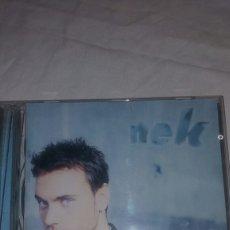 CDs de Música: CD NEK. Lote 100215226