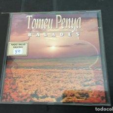 CDs de Música: TOMEU PENYA (BALADES) CD 13 TRACK (CDI11). Lote 100224971