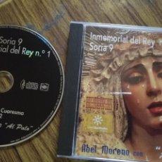 CDs de Música: CD MUSICA DE SEMANA SANTA CADIZ . Lote 100238879