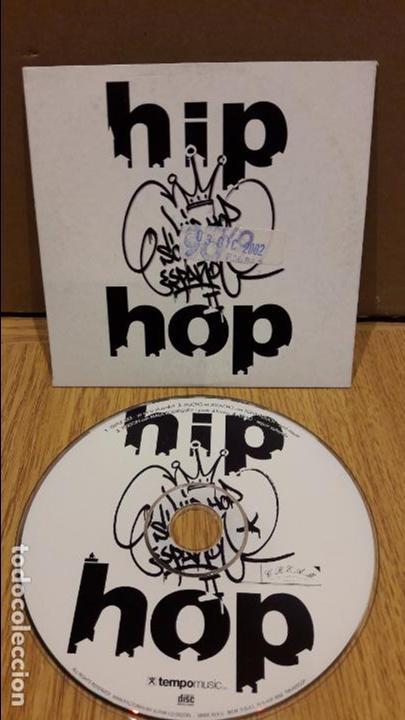 HIP HOP SOLO EN ESPAÑOL. VARIOS ARTISTAS CD MAXI-PROMO / LEVES MARCAS / ENVÍO INCLUIDO (Música - CD's Hip hop)