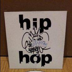 CDs de Música: HIP HOP SOLO EN ESPAÑOL. VARIOS ARTISTAS CD MAXI-PROMO / LEVES MARCAS / ENVÍO INCLUIDO. Lote 100244139