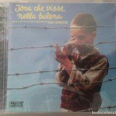 CDs de Música: JONNA CHE VISSE NELLA BALENA - ENNIO MORRICONE - PRECINTADO - CD BSO / OST / BANDA SONORA / SOUNDTRA. Lote 100244263