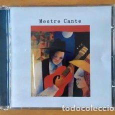 CDs de Música: MESTRE CANTE - ALENTEJO, PORTUGAL. Lote 100252835