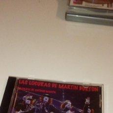 CDs de Música: BAL-6 CD SOLO CARATULA SIN EL CD CARNAVAL DE CADIZ LAS LOCURAS DE MARTIN BURTON . Lote 100262451