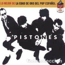 CDs de Música: PISTONES CD EDAD ORO POP JOYA MOVIDA POP MUY RARO ARIOLA 1990 EX. Lote 139241946