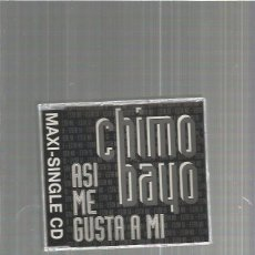 CDs de Música: CHIMO BAYO. Lote 100293915