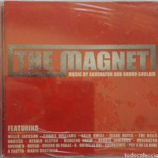 CDs de Música: THE MAGNET MUSIC BY AKHENATO AND BRUNO COULAIS. Lote 100304836