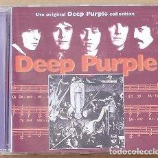 CDs de Música: DEEP PURPLE - CHASING SHADOWS (CD) 2000 - 8 TEMAS + 5 BONUS TRACKS - REMASTERIZADO. Lote 100334835