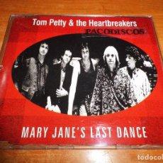 CDs de Música: TOM PETTY AND THE HEARTBREAKERS MARY JANE´S LAST DANCE CD SINGLE 1993 THE TRAVELING WILBURYS 3TEMAS. Lote 269065718