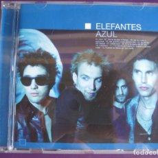 CDs de Música: ELEFANTES CD HISPAVOX 2000 - AZUL - BUNBURY - HEROES SILENCIO. Lote 100401703