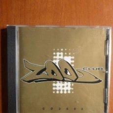 CDs de Música: ZOO CLUB CD 2002 . Lote 100413079