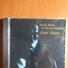 CDs de Música: ARCHIE SHEPP & HORACE PARLAN - GOIN' HOME - CD STEEPLECHASE . Lote 100414591