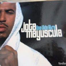 CDs de Música: JOTAMAYUSCULA -UNA VIDA KBRA -CD. Lote 100424523