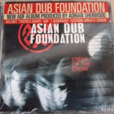 CDs de Música: ASIAN DUB FOUNDATION -CD. Lote 100430855