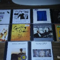 CDs de Música: LOTE DE 10 CDS - THE MISSION UK, SIMPLE MINDS. TALKING HEADS, AZTEC CAMERA, TALK TALK, ETC... Lote 100440679