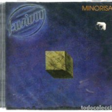 CDs de Música: CD FUSIOON - MINORISA ( ROCK PROGRESIVO ). Lote 100512183