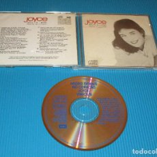 CDs de Música: JOYCE ( VINICIUS DE MORAES - NEGRO DEMAIS NO CORAÇAO ) - CD - 364 793500 2 - EMI - O ASTRONAUTA .... Lote 100568119