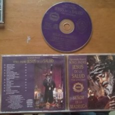 CDs de Música: RARO CD SEMANA SANTA CRISTO JESUS SALUD AGRUPACION MUSICAL SEÑOR DE LA MADRUGA LOS GITANOS SEVILLA. Lote 100596667