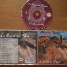 CDs de Música: CD SEMANA SANTA AGRUPACION MUSICAL CADIZ MAESTRO JACOME , LA PASION DEL MAESTRO . Lote 100597387