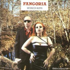 CDs de Música: FANGORIA - NATURALEZA MUERTA - CD ALBUM - 12 TRACKS - SUBTERFUGE RECORDS 2001. Lote 107185303