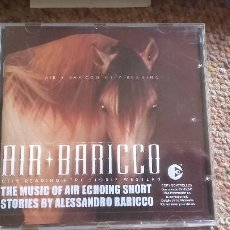 CDs de Música: AIR+BARICCO , CITY READING , CD 2003 . Lote 100720499