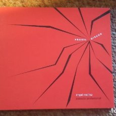 CDs de Música: ANGEL MOLINA , PASADA PROFESIONAL , CD DIGIPACK 2003 ESTADO IMPECABLE. Lote 100723431
