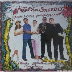 CDs de Música: HISTORIA DEL SOLDADO STRAVINSNY-RAMUZ - PAQUITO D'RIVERA - NACHA GUEVARA - VLADIMIR CRUZ - ETC.... Lote 119626774