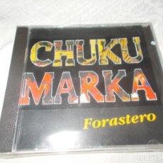 CDs de Música: CHUKU MARKA FORASTERO. Lote 100746743