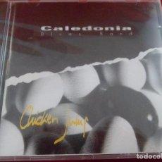 CDs de Musique: CD - CALEDONIA BLUES BAND. CHICKEN JUMP. NUEVO. PRECINTADO. Lote 206235678