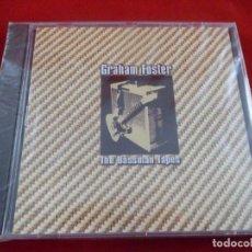 CDs de Música: CD - GRAHAM FOSTER. THE BASSMAN TAPES. NUEVO. PRECINTADO. Lote 206235605