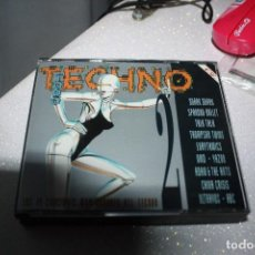 CDs de Música: TODO TECHNO II. Lote 100751455