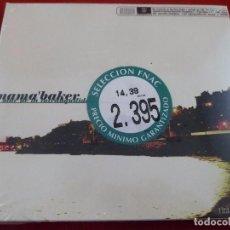 CDs de Música: CD - MAMA´ BAKER. EL MAR DE LA INTRANQUILIDAD. NUEVO. PRECINTADO. Lote 234970970