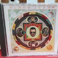 CDs de Música: RINGO STARR - BEATLES - TIME TAKES TIME- ALEMANIA- CD-1992 - JOHN LENNON - PAUL MCCARTNEY-JEFF LYNNE. Lote 100757727