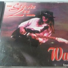 CDs de Música: THE STEVIE ZEE BAND -WAIL- CD. Lote 100759919