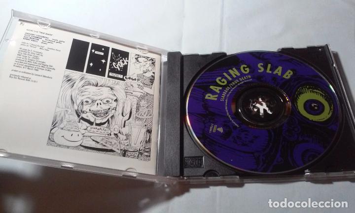 CDs de Música: RAGING SLAB -SLABBAGE/TRUE DEATH- CD - Foto 2 - 100767391