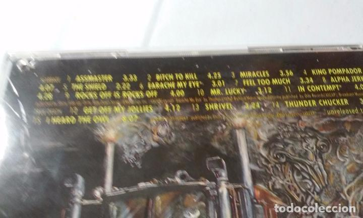 CDs de Música: RAGING SLAB -SLABBAGE/TRUE DEATH- CD - Foto 7 - 100767391