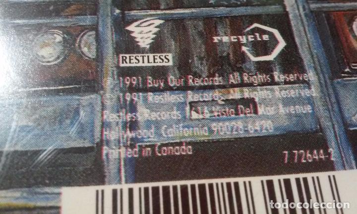 CDs de Música: RAGING SLAB -SLABBAGE/TRUE DEATH- CD - Foto 8 - 100767391
