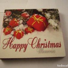 CDs de Música: HAPPY CHRISMAS MEMORIES 3 CD. Lote 100891483