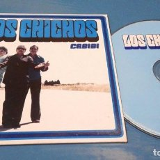CDs de Música: LOS CHICHOS CABIBI CD SINGLE PROMO 2002 CARTON PRODUCIDO PACO ORTEGA 1 TEMA. Lote 101033644