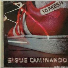 CDs de Música: YO FRESH SIGUE CAMINANDO. Lote 101006964