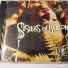 CDs de Música: CD CINDY LAUPER SISTERS OF AVALON AÑO 1996. Lote 101011951