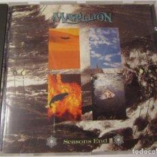 CDs de Música: CD MARILLION SEASONS END AÑO 1989. Lote 105437168