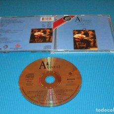 CDs de Música: PACO DE LUCIA ( CONCIERTO DE ARANJUEZ ) - CD - 510 301-2 - PHILIPS - JOAQUIN RODRIGO. Lote 101014859