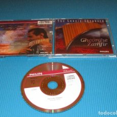 CDs de Música: THE LONELY SHEPHERD ( GHEORGHE ZAMFIR ) - CD - 454 521-2 - PHILIPS - PANPIPES. Lote 101015463