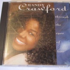CDs de Música: CD RANDY CRAWFORD THROUGH THE EYES OF LOVE AÑO 1992. Lote 101067539