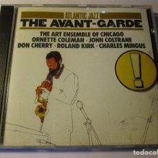 CDs de Música: CD ATLANTIC JAZZ THE AVANT-GARDE AÑO 1986. Lote 101086611