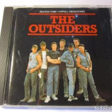 CDs de Música: CD THE OUTSIDERS FRANCIS FORD COPPOLA. Lote 101087439