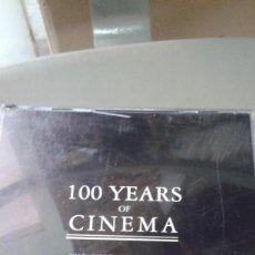 CDs de Música: 100 YEARS OF CINEMA. Lote 101092259